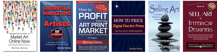 Six-Bestselling-Books-by-Barney-Davey